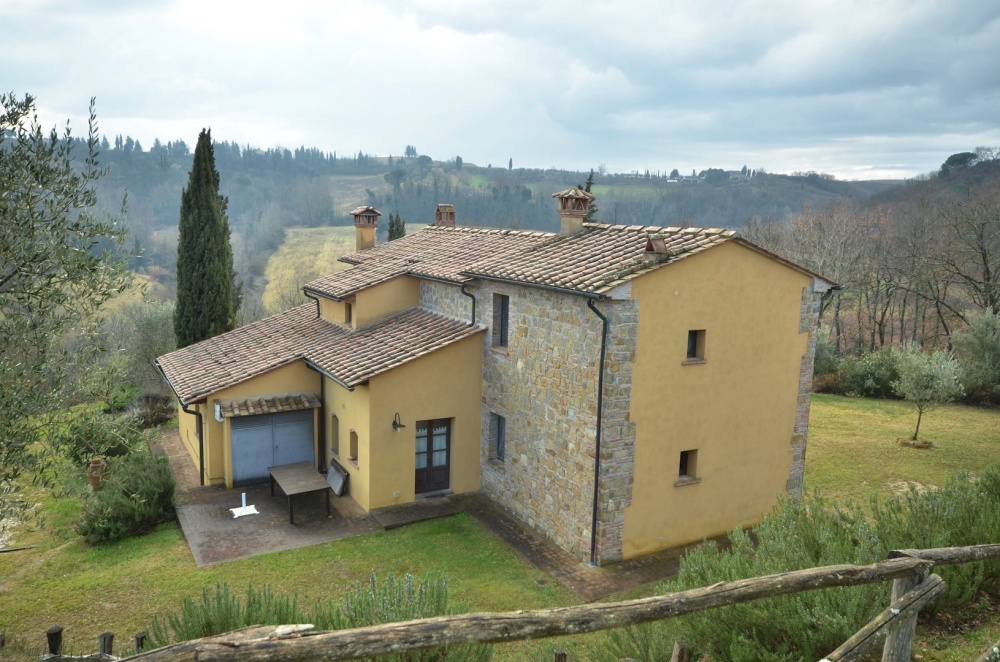 For sale 6 bed farmhouse in montaione florence tuscany for Real estate in florence italy