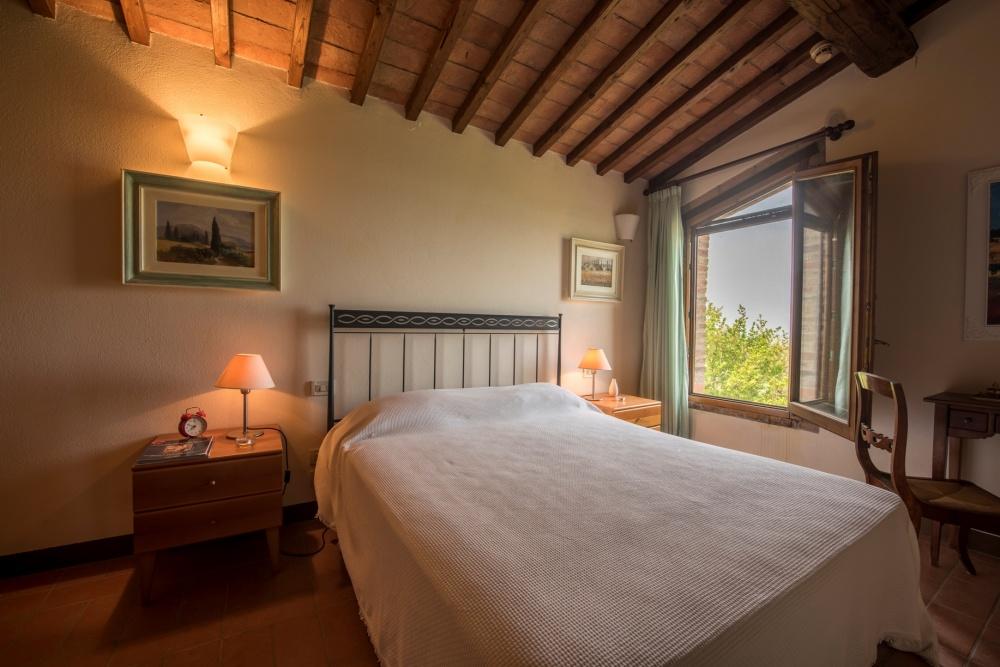 semidetached house castelfalfi bedroom