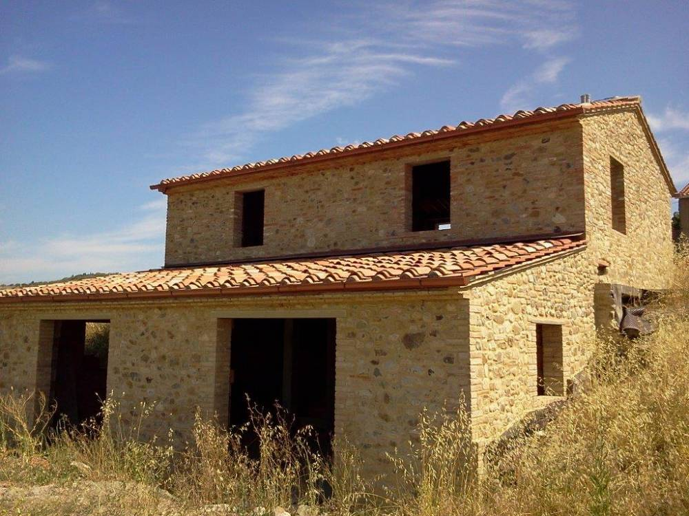 For sale 3 bed farmhouse in certaldo florence tuscany for Real estate in florence italy
