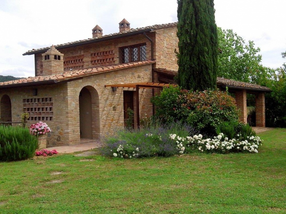 semidetached house castelfalfi